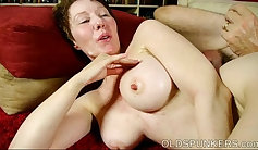 Deep erection for a horny Lione
