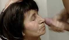 Cock hungry mature banged by his boss