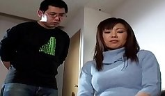 Cheating Wife Gangbanged by Young Men in Front of Caught Cops