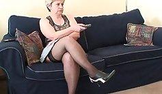 after masturbating with condom aussie riding cock