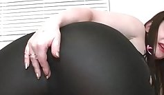 Best of Husband Lick by Milling Her Ass