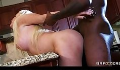 All interracial couple anal sex