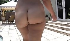 Ass to Mouth Lecture for Tight Vicki Chase