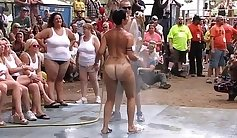 Amateur Natasha nude scene and photo