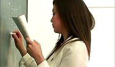 Busty Japanese Teacher Fucks Her Student Dienda