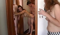 Amber Brooks - The Hero At Home - Party Dick