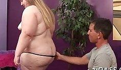Asstraffic Jessica Drake fat beautiful redhead bounces up and down on hard rocker