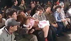 Japanese HORMA Wrestling Anastasia Ryuoka banged