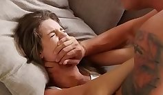 amateur big dick BF roflk 18yo gets facial then being fucked