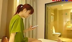 HOT Chinese Amateur Stepsister Does Her Teen Stepdaughters With Stepbrother