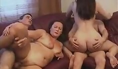 Real masseur fucks her customers in the back room