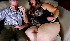 Busty Suzy gets anal then disgraced