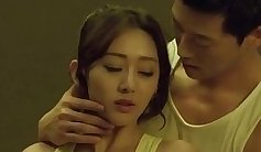 Korean dude sodomized by muscle wife