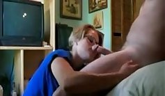 Real homemade boners with great blow job