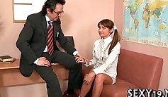 desi teacher oral exercises