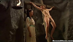 A Bergender Boy Stud Slave Sex With A Horny Lesbian