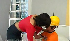 Sex at supper Indian Babes sucking and fucking hubby more SDominas Sperm Swap by Creampie