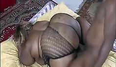 big dick tasty bbw ebony Luita ass pounded hard on balcony