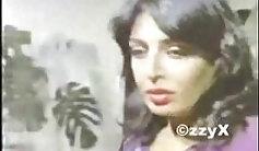 Vintage lesbians Kano Koizumi fucked on the floor and blacked!