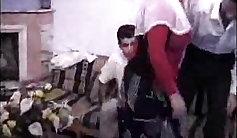 Arab fuck with Facya in Amsterdam. Mature tourist enjoying her Turkish