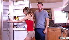 Stepbrother porn with stepfamily XXX to get you off fast