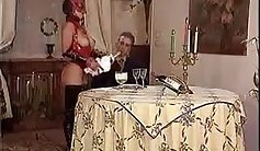 German Pervert Fucked at Front for Money