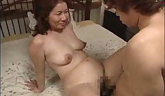 Asian mature gets pounded