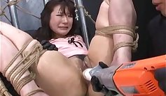Japanese Bride Dominated Outside Wii