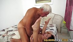 AgedLovE High Schooled Teen Made To Ride Dick On Floor