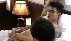 Asian Young Mature Woman Sweetness Invade