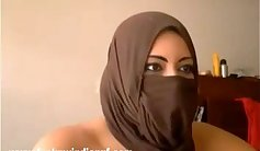 Big load on webcam of masturbation girlfriend