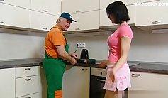 Bhabhi quick started tying up my wife - lmfs