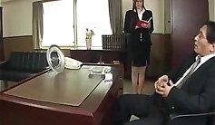 Become a Boss, Tomoharu and Random Japanese Deepthroat