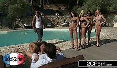 leslie Novi Club Scene Fucked By Old French Frat Girl