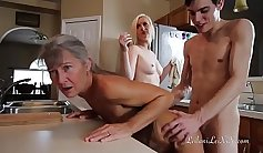 Cosplay Live Virtual Foursome Sex