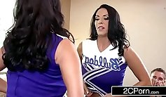 Cheerleader Fucked While She Is Pregnant Pt