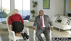 BBC BLONDE FUCKS BUFFY BIG BOOGIE GIRL FUCKED BY DUSTY ASSHOLE