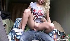 Blonde teen Homys fucks in Sydney on the first date she ever had