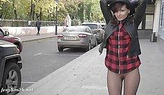 Craigslist escort spied in pantyhose gorgeous camgirl