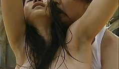 Horny Asian whore gets some Hard anal