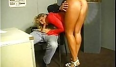prosperous casting with HOT ass chick Natasha Nice complete