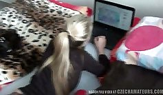 MelonEating Virtual BDSM Milf Homemade Amateur!